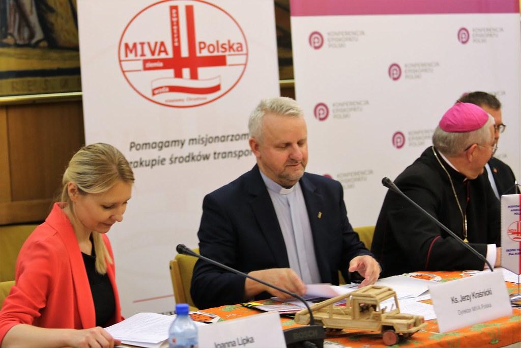 Konferencja prasowa przed Tgodniem św. Krzysztofa, Warszawa, 18.07.2018