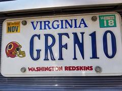 Griffin 10 (Washington Redskins)