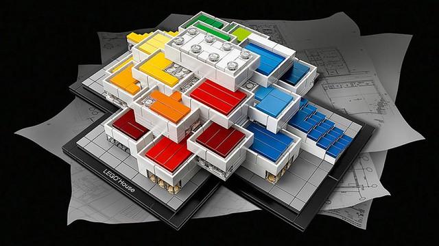 21037 LEGO House