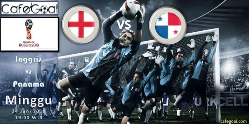 Prediksi Bola Inggris vs Panama , Hari Minggu 24 June 2018 – Piala Dunia