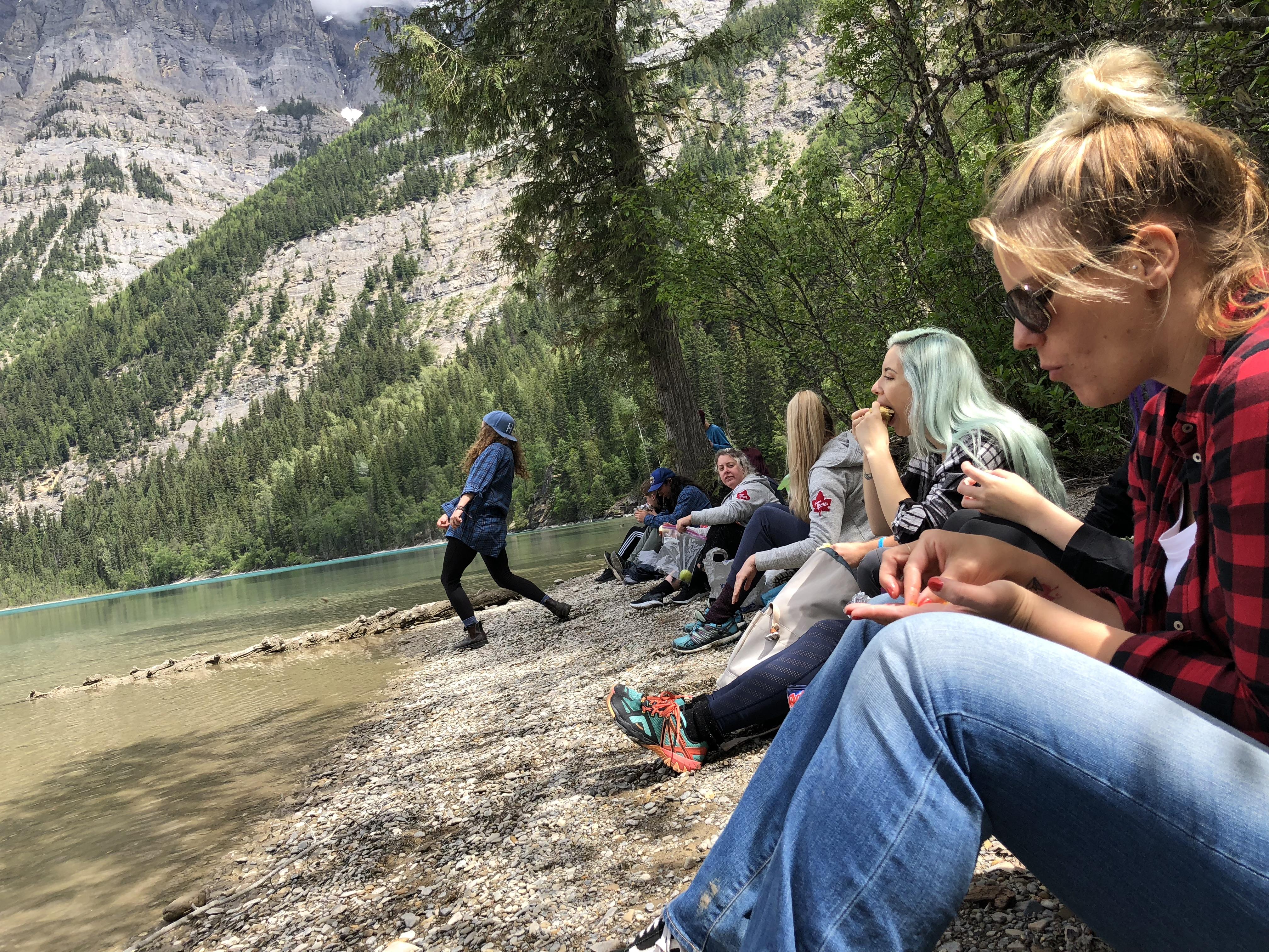 Canada Rockies TrekAmerica Itrekhere 2018 373