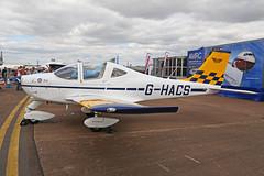 G-HACS Tecnam P2002-JF Sierra Royal Air Force Flying Club RAF Fairford
