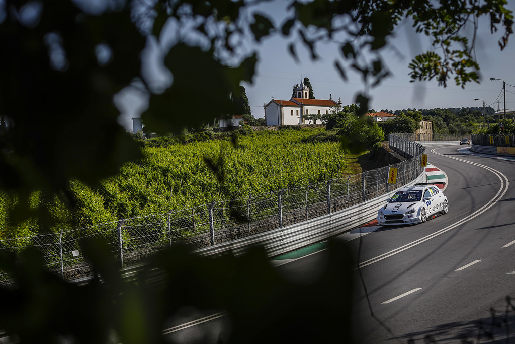 48 MULLER Yvan, (fra), Hyundai i30 N TCR team Yvan Muller Racing, action during the 2018 FIA WTCR World Touring Car cup of Portugal, Vila Real from june 22 to 24 - Photo Francois Flamand / DPPI