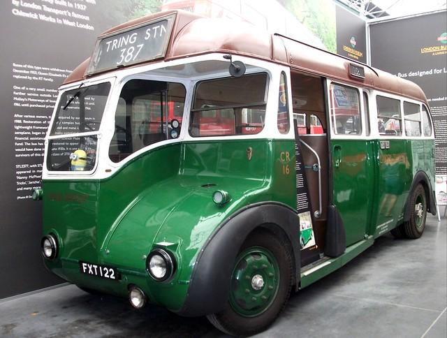 London transport rear engined, Fujifilm FinePix AV130