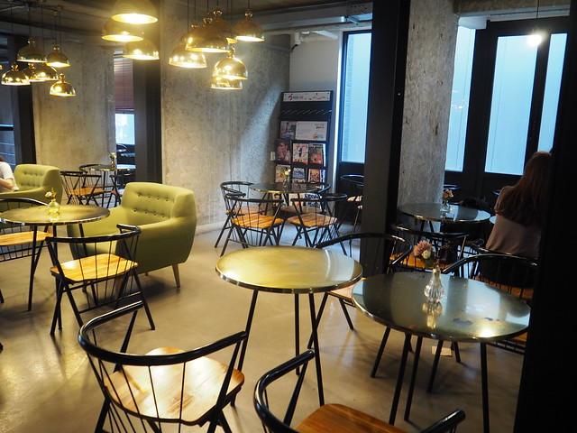 P6158094 C27( 씨이십칠) チーズケーキ専門店 カロスキル 韓国 ソウル カフェ ひめごと
