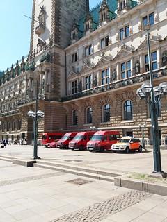 Vereidigung Feuerwehr Hamburg Juli 2018