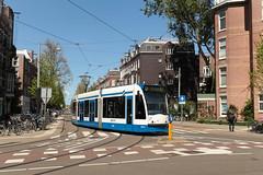 Admiraal de Ruijterweg - Amsterdam (Netherlands)