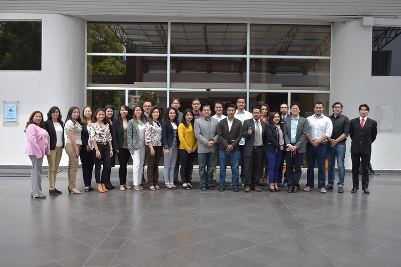Second training round on ECUAMOD – a tax-benefit microsimulation model for Ecuador