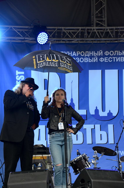 2018-07-08. XIV фестиваль Blues Дельты Невы