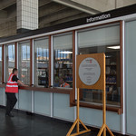 Unveiling the new plaque for the re-opening of Preston Bus Station - 13
