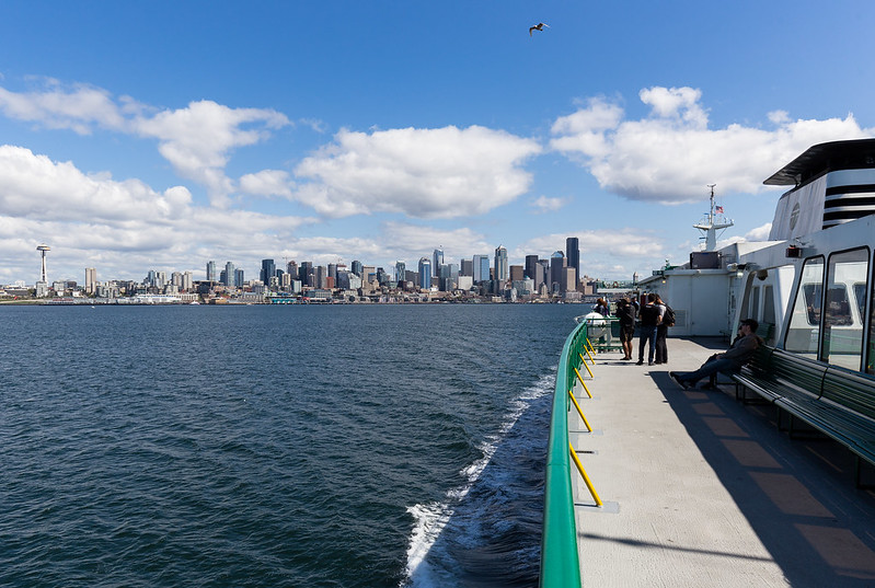Outbound Seattle