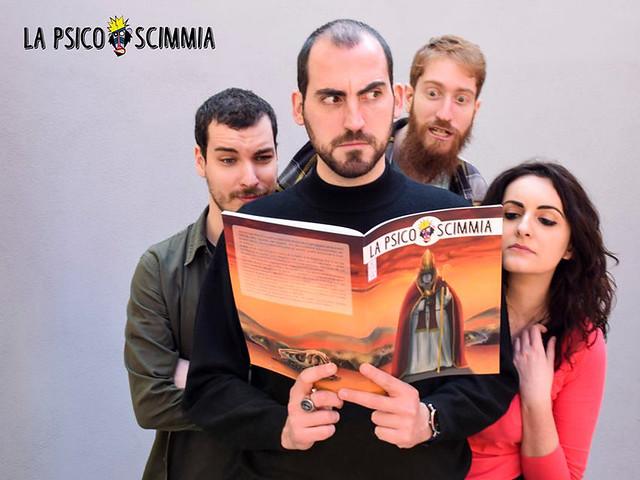 psicoscimmia