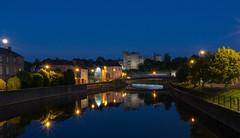 Kilkenny Castle @ Night