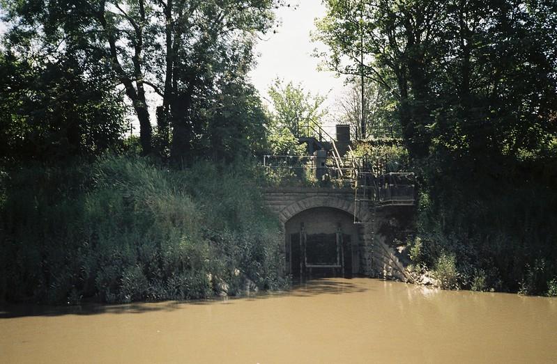 Where the Malago joins the Avon
