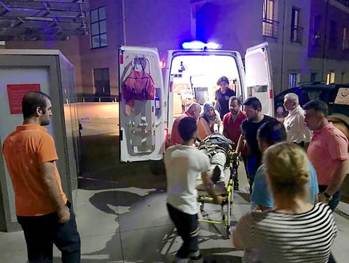 Dizi oyuncusu Can Gürzap trafik kazası geçirdi