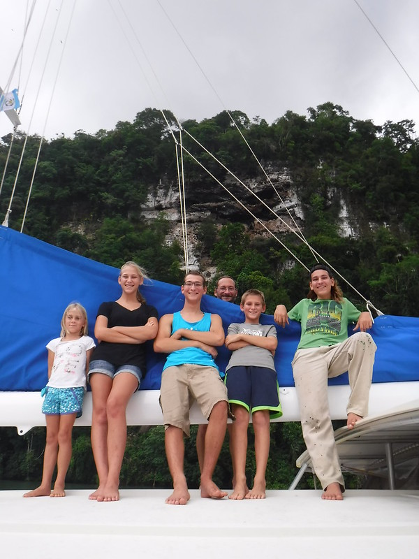 Take Two Crew in the Rio Dulce 3