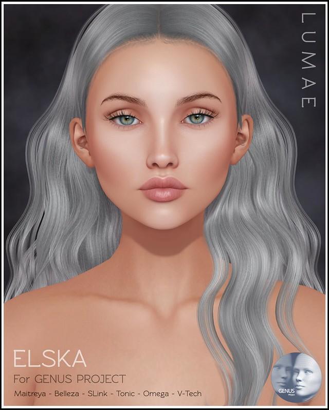 !Lumae - Genus Project - Elska