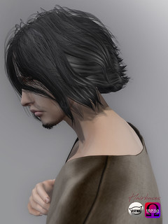 [INK] Hair_PLUIE for Japonica-和物市- in July