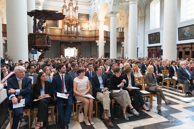 Closing Ceremony for the Simone Veil Promotion 2017-2018