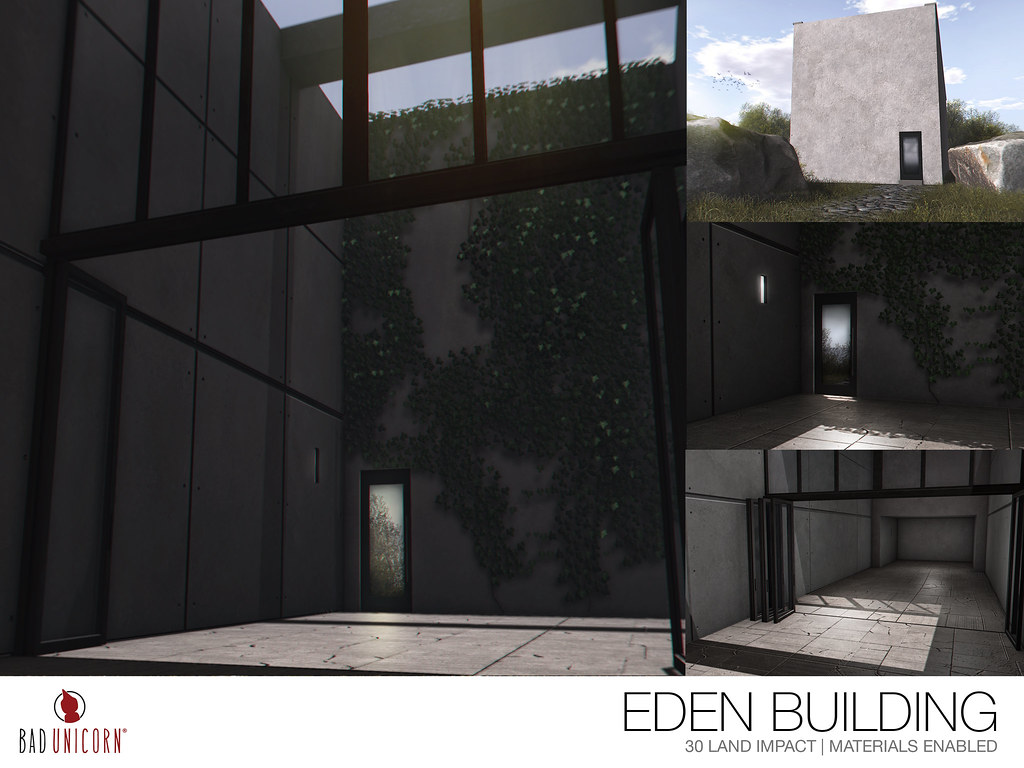 NEW! Eden Building @ Illuminate Event - TeleportHub.com Live!