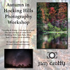 Autumn in Hocking Hills 2018 Workshop Flyer