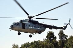 Helikopter Mi8-MTV-1 u letu