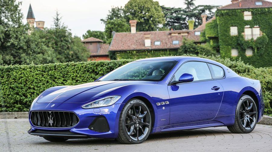Maserati GranTurismoSport
