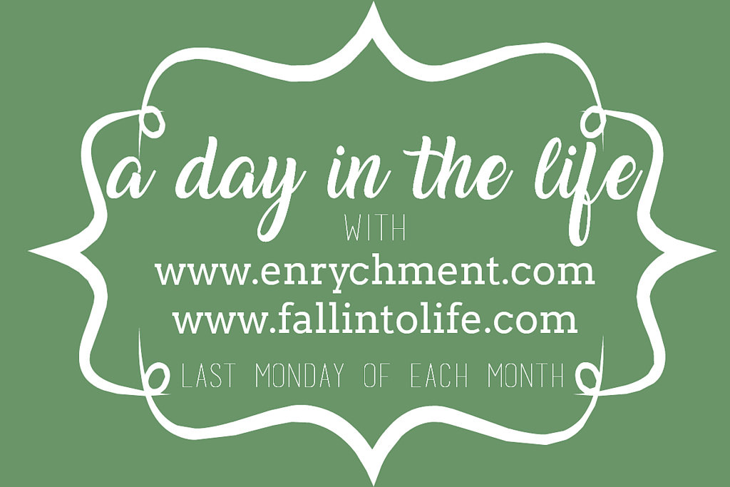Day In The Life Linkup: June