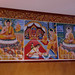 Wall paintings Wat Khmer Kampuchea Krom Buddhist Temple Stoney Creek.JPG