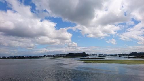 Ponte de Castrelo - Desembocadura do Umia