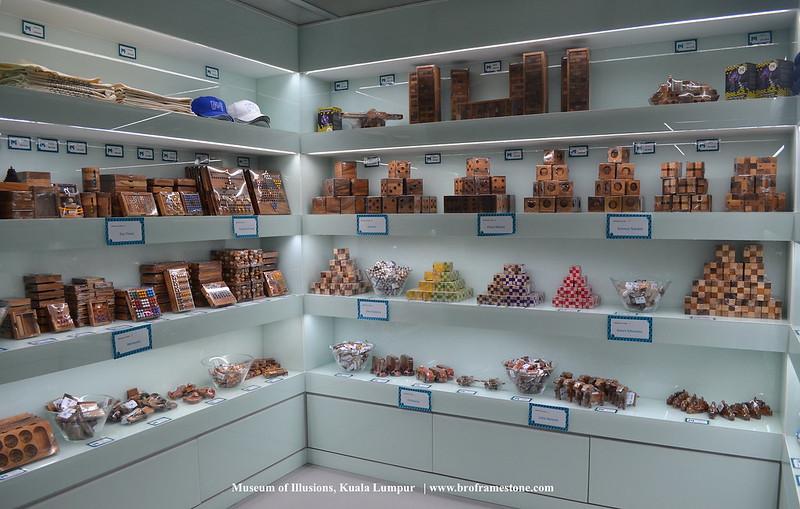 Museum of Illusions, Kuala Lumpur