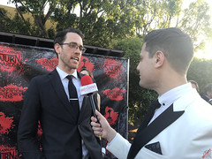Jason Liles at the 44th Annual Saturn Awards Red Carpet - IMG_8206