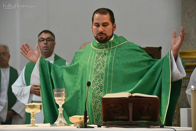 Missa Nova do padre Tiago Veríssimo