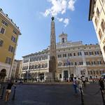 Piazza di Montecitorio - https://www.flickr.com/people/36163802@N00/