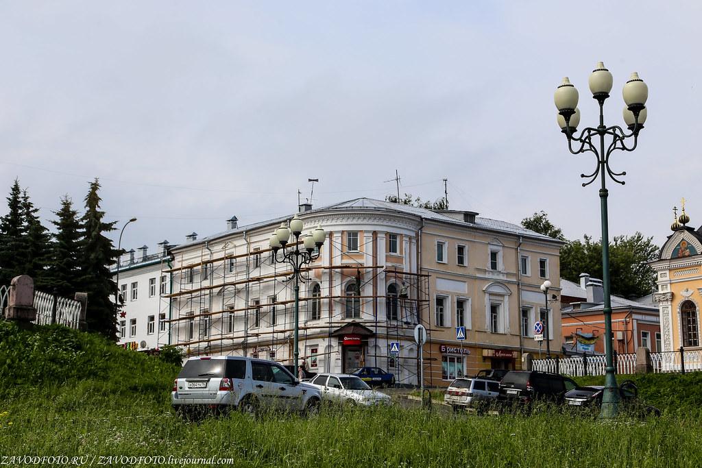 Круиз на теплоходе «Дмитрий Фурманов». Рыбинск #поравкруиз