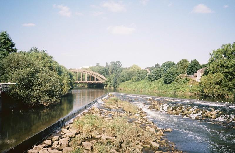 Netham Weir