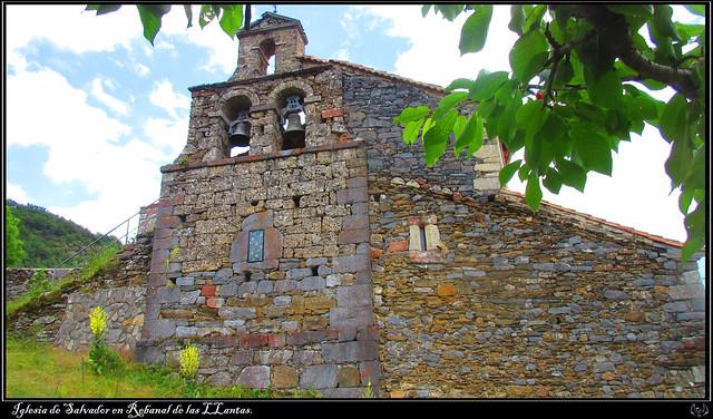 Iglesia de Salvador en Rebanal de las LLantas D