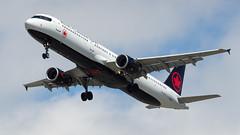Airbus A321-211 C-GJWI Air Canada