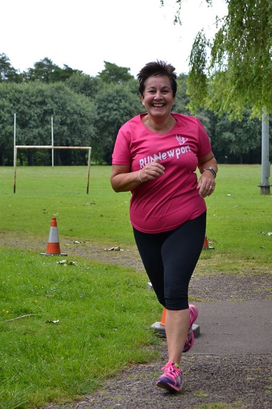Cwmbran parkrun 2nd birthday