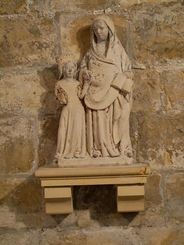 St Anne & The Virgin
