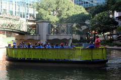 San Antonio - Riverwalk: GO RIO San Antonio River Cruise