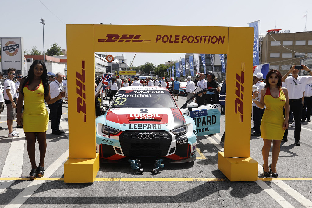 pole position during the 2018 FIA WTCR World Touring Car cup of Portugal, Vila Real from june 22 to 24 - Photo Francois Flamand / DPPI