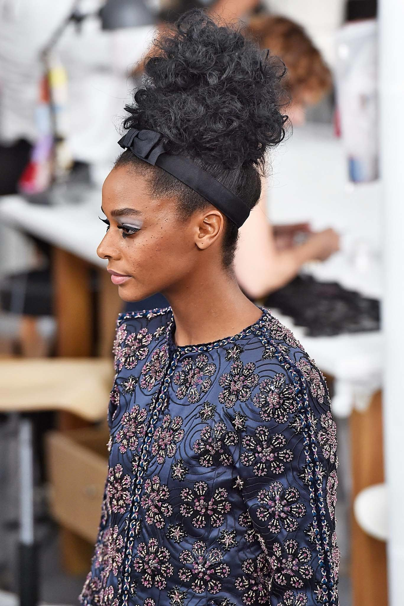 Easy African American Prom Hairstyles - Top Hair Ideas 2018 4