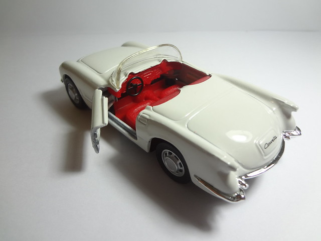Chevrolet Corvette 1953, Sony DSC-WX50
