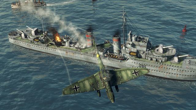Náhlá střetnutí 4 - Evropské bojové pole - Dunkirk