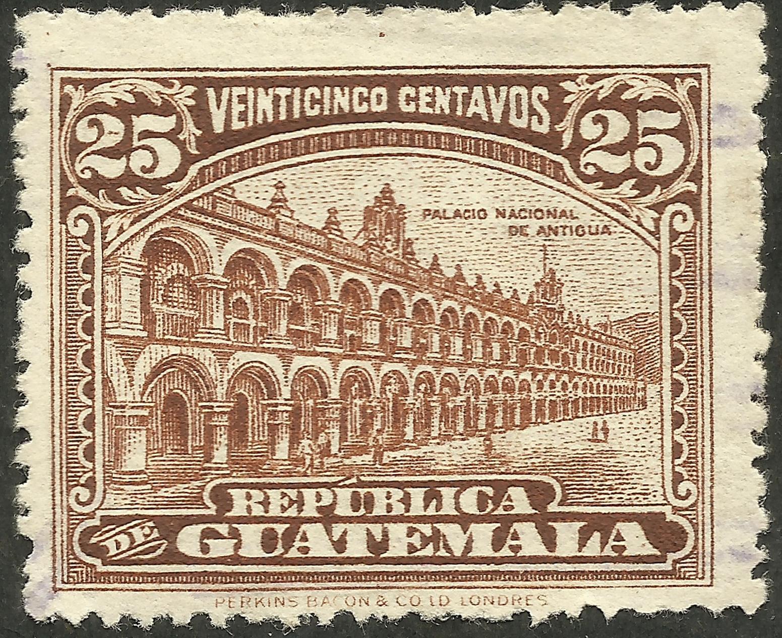 Guatemala - Scott #211 (1924)