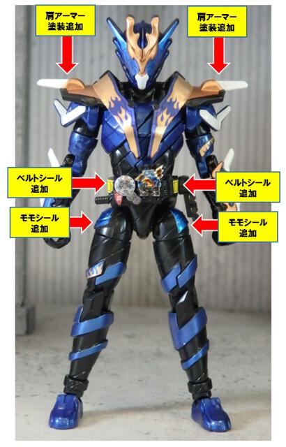 大創動 《假面騎士Build》套裝組合包!仮面ライダービルドセット
