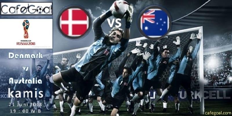 Prediksi Bola Denmark vs Australia , Hari Kamis 21 June 2018 – Piala Dunia