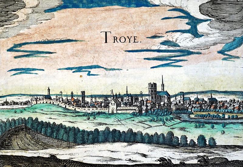 Christophe Tassin - Troye (1634)