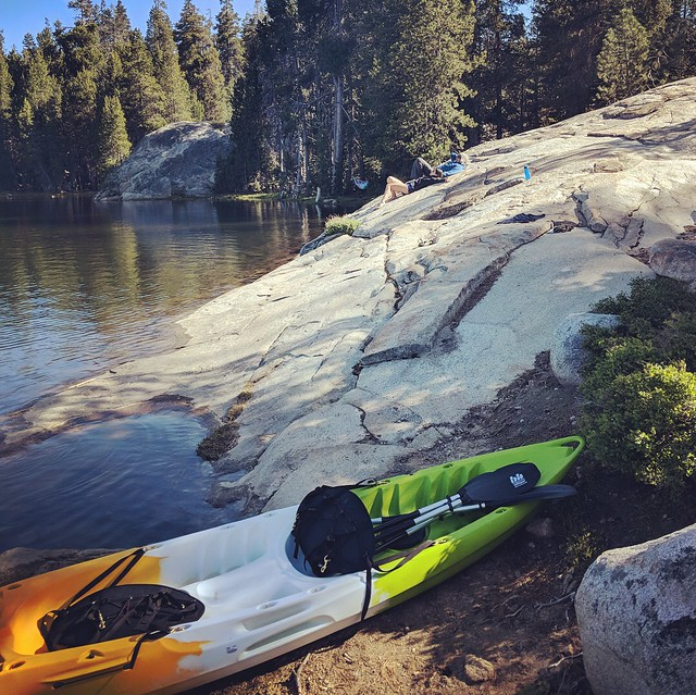 New Kayak